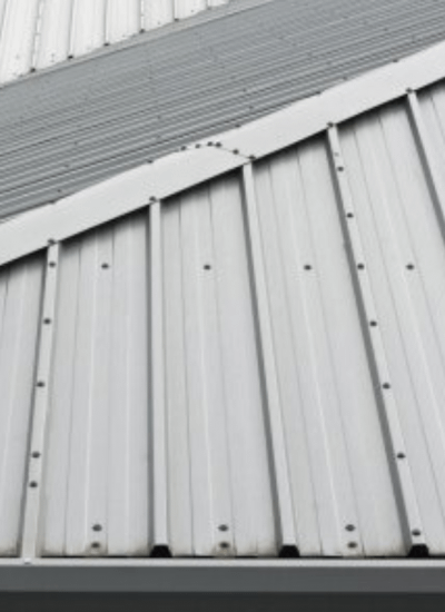 Metal Commercial Roof System